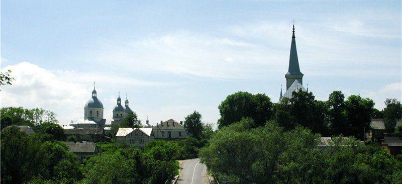 С. Струсів на Тернопільщині