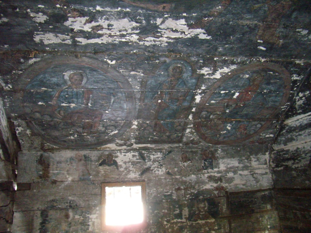 Колодненська церква святого Миколая Чудотворця XV ст.